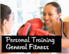 Personal training for general fitness and weight loss in gloucestershire